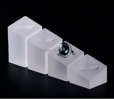 Wholesale acrylic display holder ring display acrylic display for jewelry RDJ-005