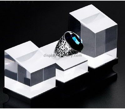 Custom acrylic jewelry display rack acrylic display stand ring display RDJ-008