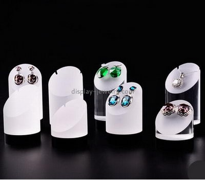 Hot selling acrylic earring stand earring displays retail counter display EDJ-003