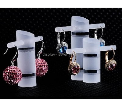 Wholesale acrylic retail earring display jewelry store display jewellery stands for sale EDJ-016