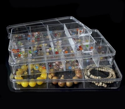 Factory wholesale jewelry displays acrylic jewelry display stand jewelry organizer BDJ-026