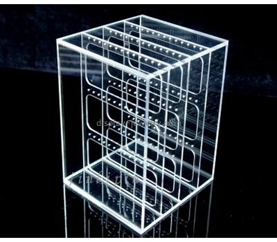 Custom acrylic displays jewelry rack display jewelry shop display for earring EDJ-056
