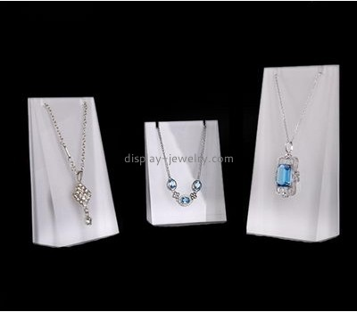 Wholesale retail displays jewelry stand tall necklace display stand NDJ-068