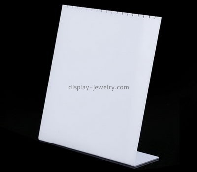 Wholesale necklace display acrylic shop display acrylic display stands for jewelry NDJ-107