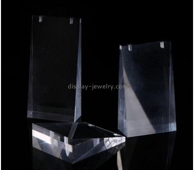 Custom acrylic table top best tall necklace holder jewelry displays NDJ-154