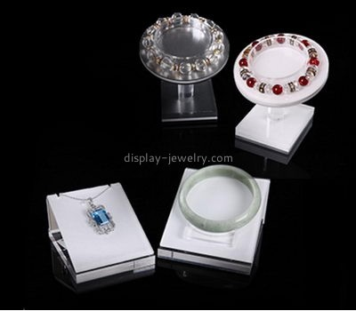 Acrylic display manufacturers custom acrylic bracelet stand display for jewellery BDJ-066