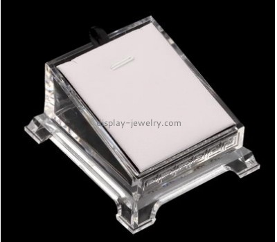 Lucite manufacturer custom acrylic jewelry necklace holder display stands wholesale NDJ-219