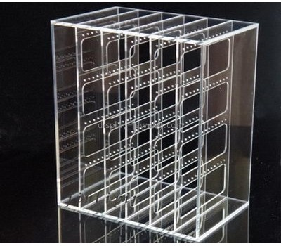 Acrylic company customize acrylic ring jewelry display organizer RDJ-082