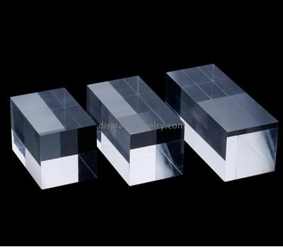 Acrylic display manufacturers customize acrylic ring jewelry stands and displays RDJ-113