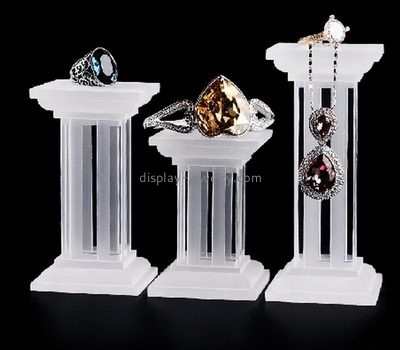 Acrylic display manufacturers customize jewelry ring display stand racks RDJ-115
