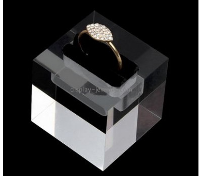 Acrylic display manufacturers customize acrylic jewelry ring display stands RDJ-117