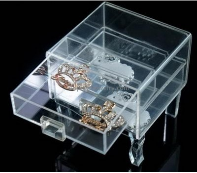Acrylic box manufacturer customize retail display boxes display cases ODJ-024
