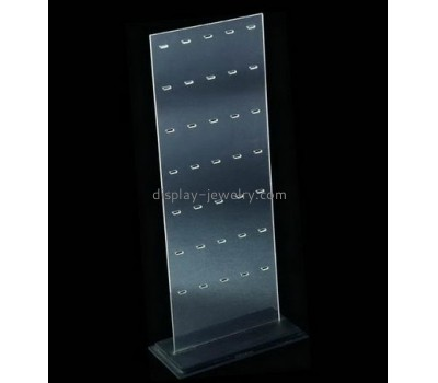 Jewelry display manufacturers customize acrylic earring holder jewelry display stands for sale EDJ-066