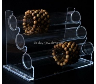 Jewelry display manufacturers customize clear bracelet holder counter display BDJ-093