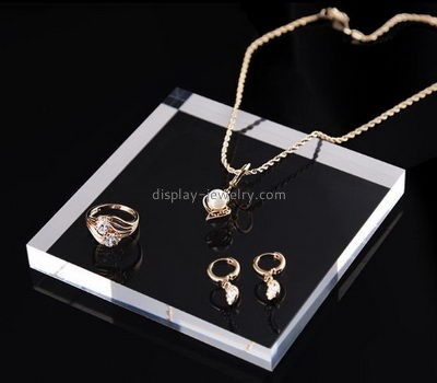 Jewelry display manufacturers customized retail necklace jewellery display stands NDJ-285