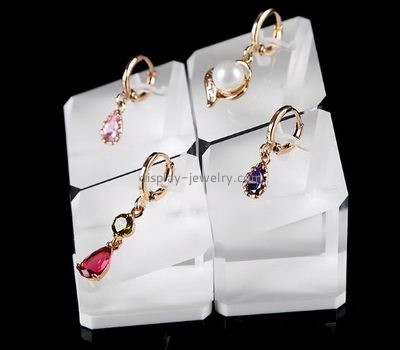 Jewelry display manufacturers customized jewelry retail earring stud display holder EDJ-081