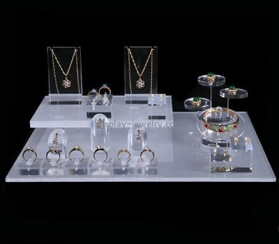 Jewelry display factory customized acrylic jewelry shop display ODJ-032