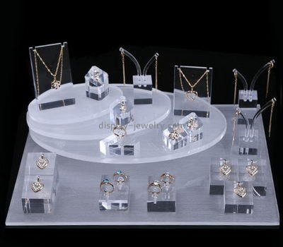 Acrylic manufacturers wholesale jewelry display stands ODJ-038