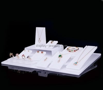 Display stand manufacturers customize acrylic commercial jewelry retail display ODJ-051