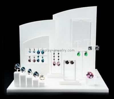 Retail display manufacturers wholesale acrylic jewelry display ODJ-067