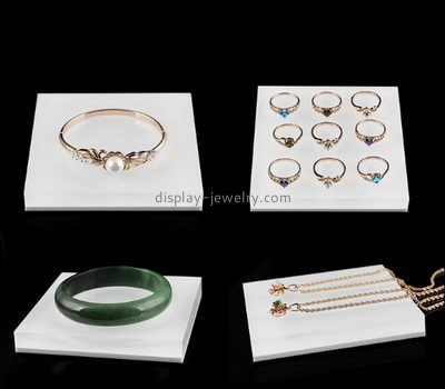 Display stand manufacturers customized acrylic jewelry displays for sale ODJ-075