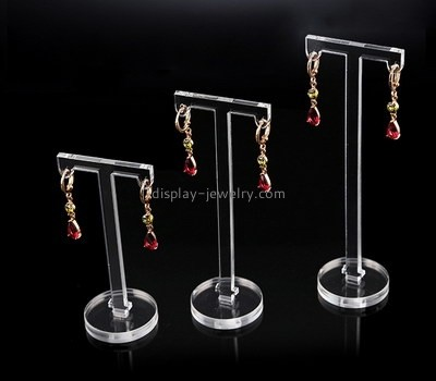 Jewelry display manufacturers customized perspex block jewelry holder EDJ-135