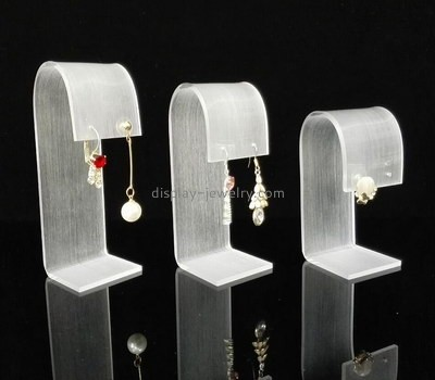 Jewelry display manufacturers customized acrylic earring display hangers EDJ-141