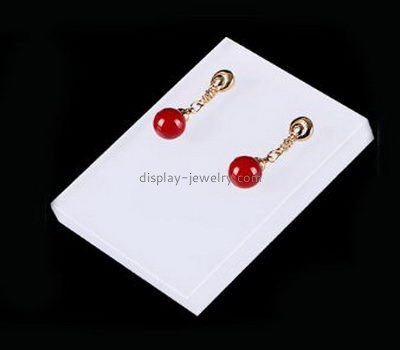 Perspex manufacturers custom plexi display earrings EDJ-241