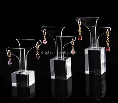 Acrylic manufacturing company wholesale acrylic earring displays stands EDJ-258