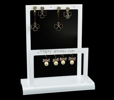 Jewelry display stands supplier custom design design plastics earring display stands EDJ-308