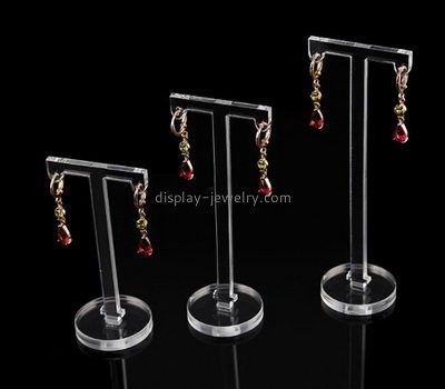 Store display manufacturers custom acrylic earrings display stands EDJ-373
