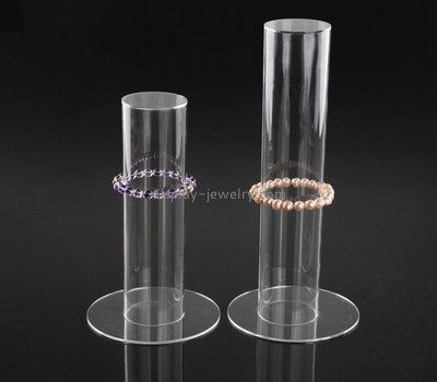 Clear acrylic supplier custom acrylic bracelets display stands BDJ-126