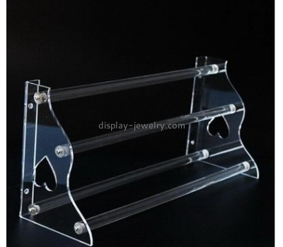 Acrylic company custom lucite bracelet display holder BDJ-211