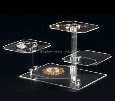 Lucite suppliers custom acrylic jewelry stands for bracelets BDJ-215