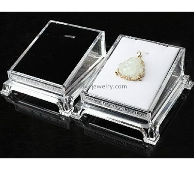 Acrylic jewelry cases wholesale NDJ-438