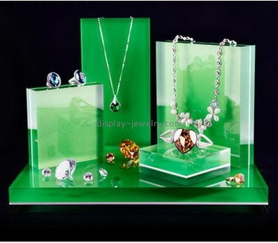 Customize acrylic retail jewelry display stands NDJ-507