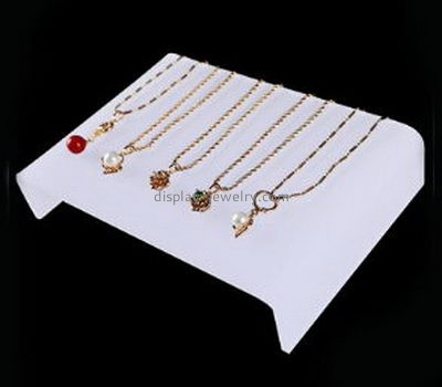 Customize acrylic multiple necklace holder NDJ-582