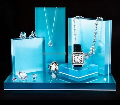Customize retail acrylic jewelry display NDJ-632