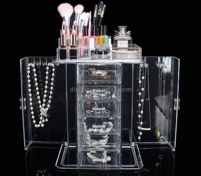 Customize acrylic jewelry organizer NDJ-653
