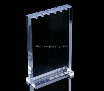 Customize perspex display necklace stands NDJ-694