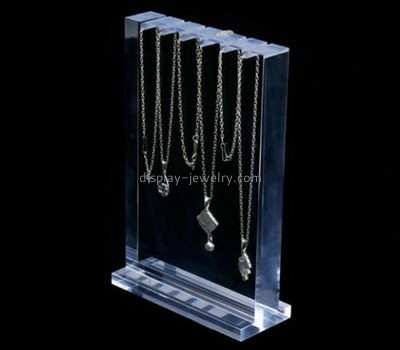 Customize acrylic necklace stand NDJ-728