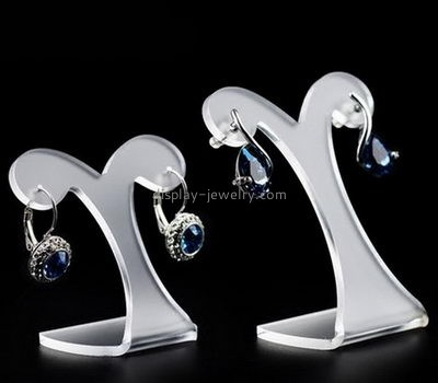 Customize acrylic earring display stands EDJ-429