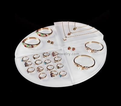 Acrylic jewelry store display ODJ-084