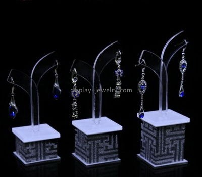 Acrylic earring stands wholesale EDJ-481