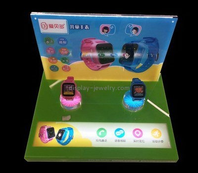 Acrylic watch displays wholesale WDJ-029