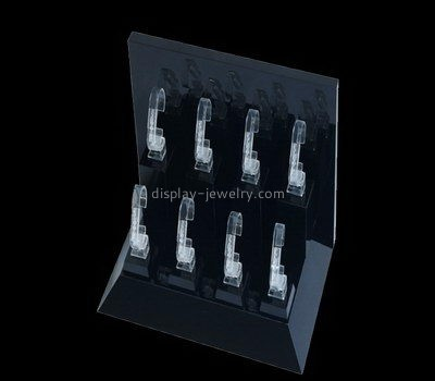 2 tiered acrylic watch display stands WDJ-036
