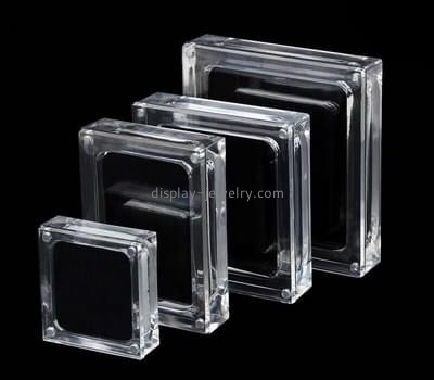 Clear acrylic jewellery display case ODJ-099