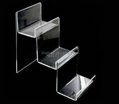 Custom 3 tiered acrylic jewelry display stands ODJ-101