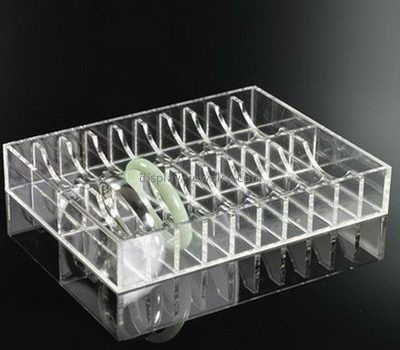 Customize multi grids acrylic bangle organizers BDJ-255