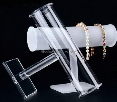 Customize acrylic jewelry T bar holders BDJ-256